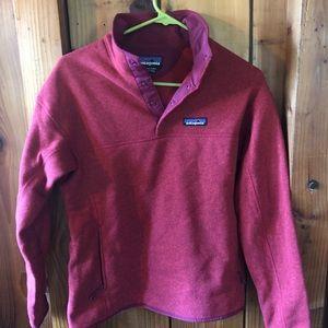 Small women's Patagonia fleece brand new
